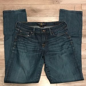 Lucky Brand Womens size 8/29 Sofia Straight Jeans